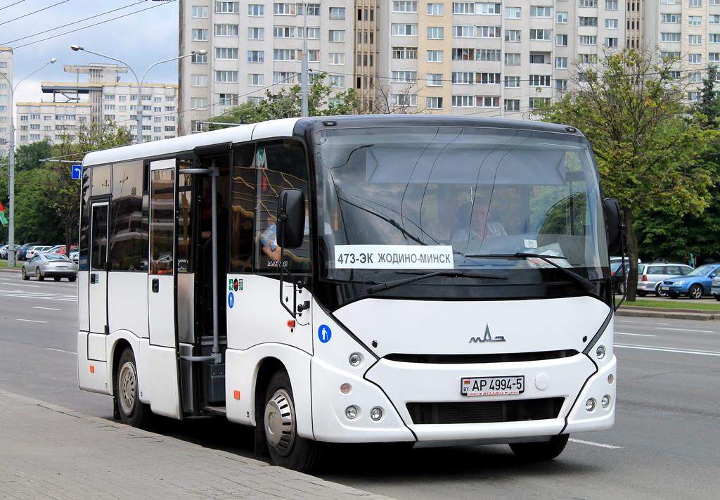 Zhodino, MAZ-241.030 # АР 4994-5