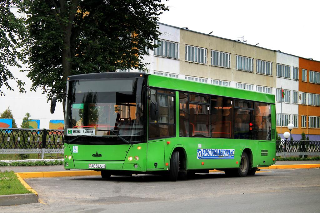 Ivacevichi, MAZ-206.*** # АВ 5236-1
