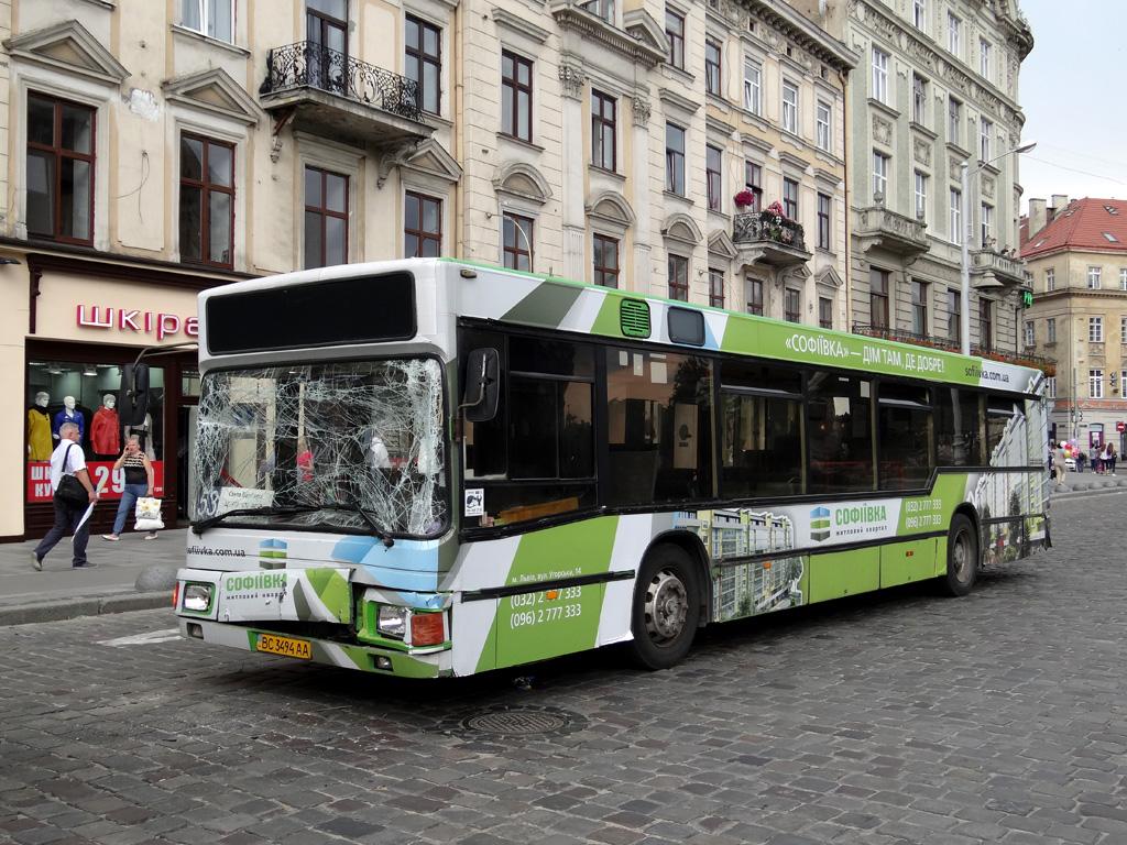 Lviv, Gräf & Stift NL202 # ВС 3494 АА