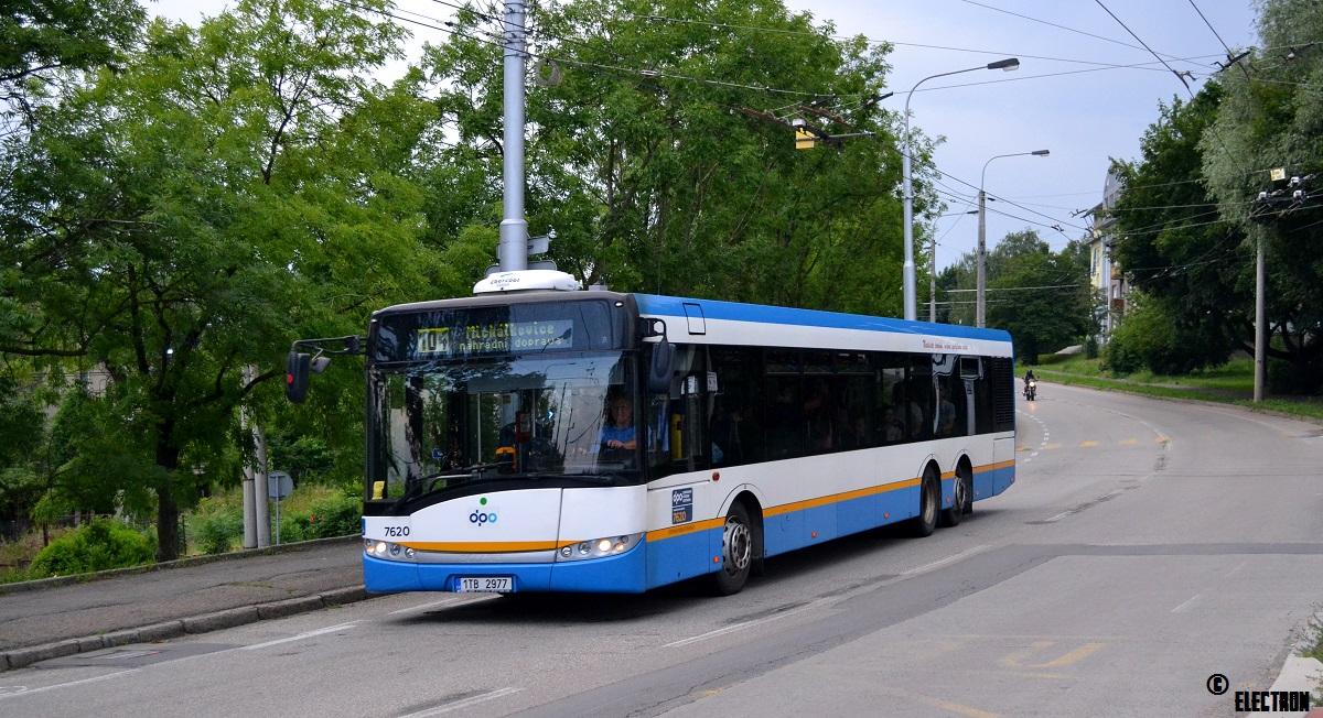Ostrava, Solaris Urbino III 15 # 7620