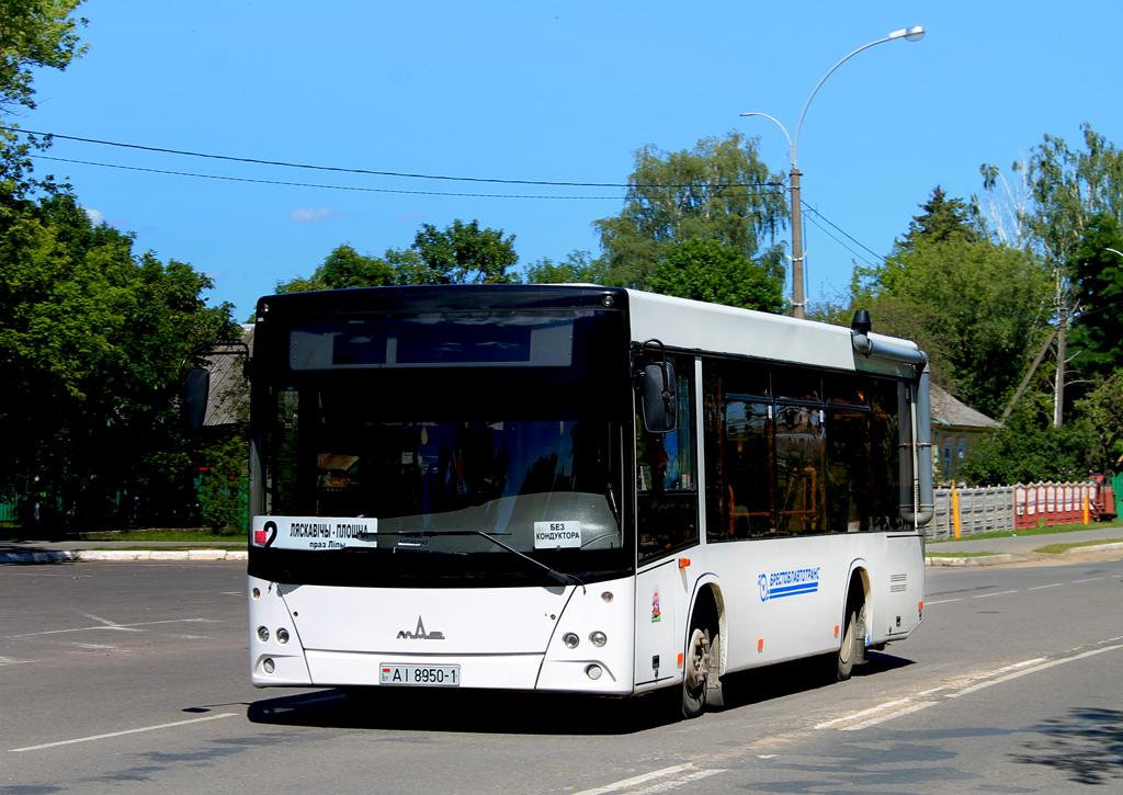 Ivanovo, MAZ-206.*** # АІ 8950-1