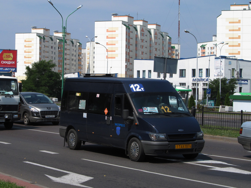Brest, Ford Transit # 1ТАХ5574