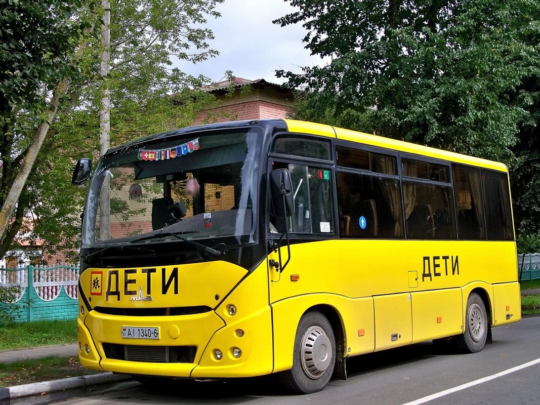 Klimovichi, MAZ-241.S30 # АІ 1340-6