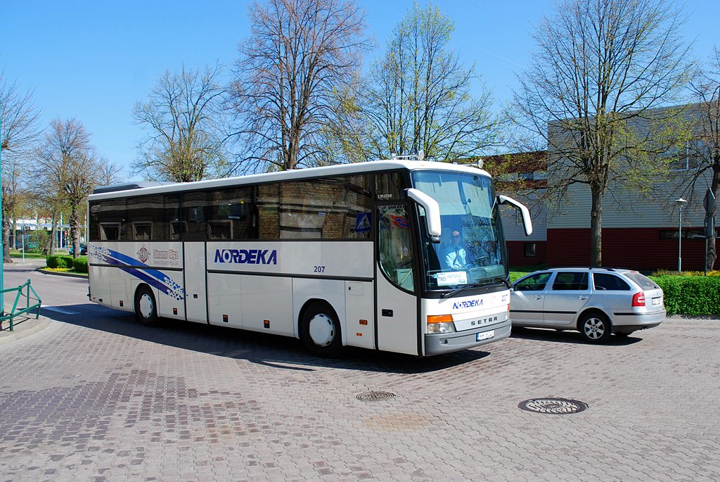 Riga, Setra S315GT-HD # 207