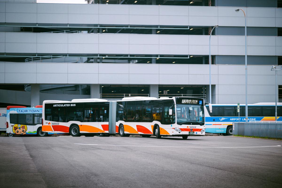 Izumisano, Mercedes-Benz O530 Citaro C2 G # 和泉200 か18-59