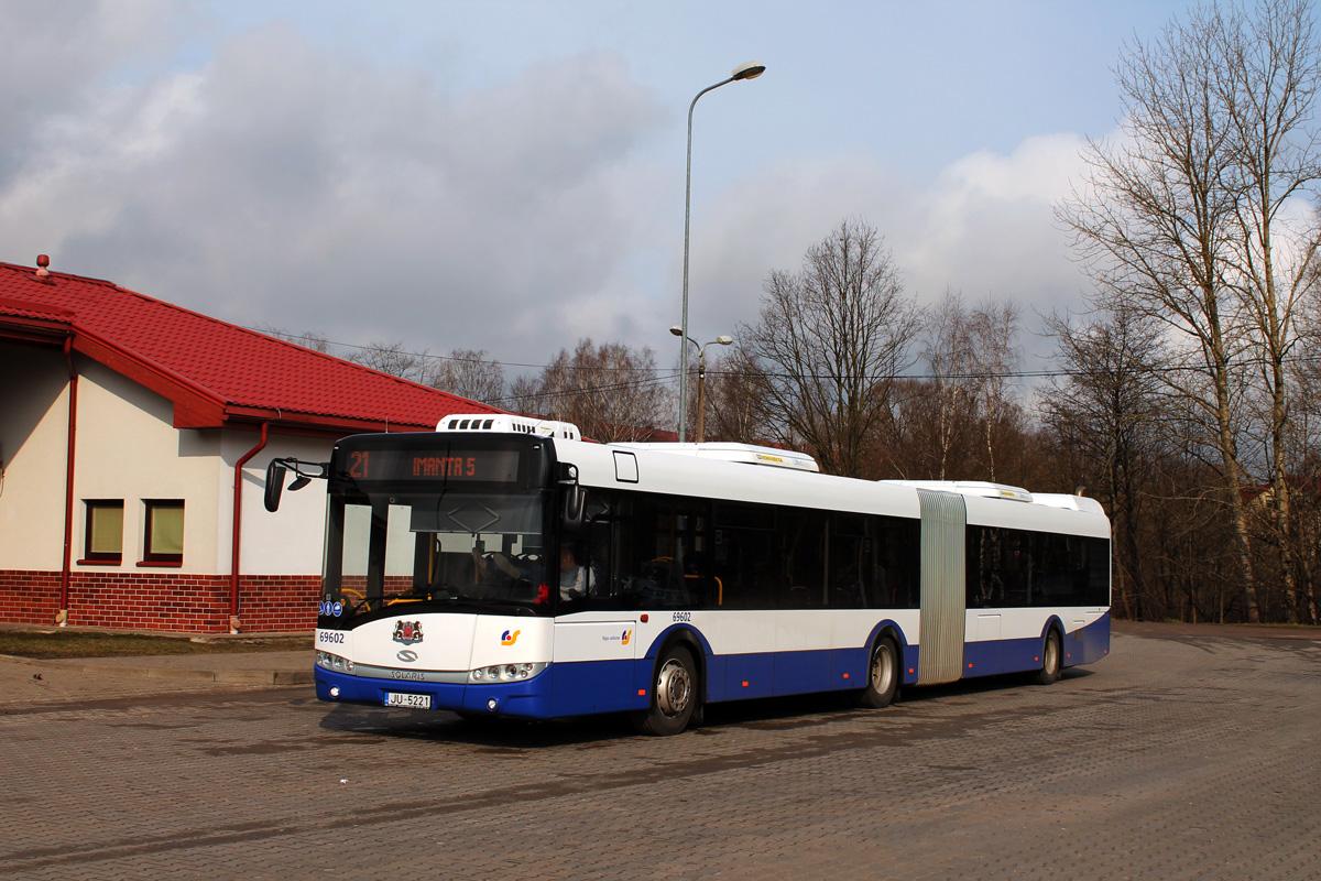Riga, Solaris Urbino III 18 # 69602