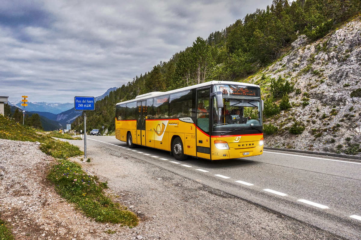 St. Moritz, Setra S415H # 5616