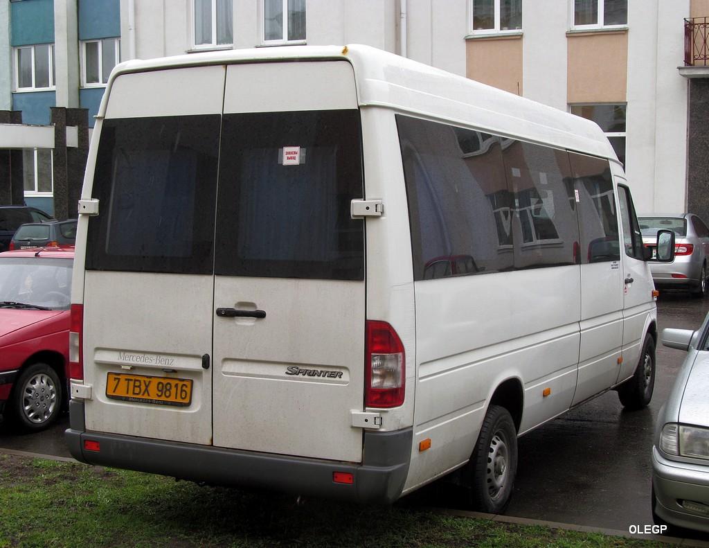 Minsk, КлассикБус-90315P (MB Sprinter 313CDI) # 7ТВХ9816
