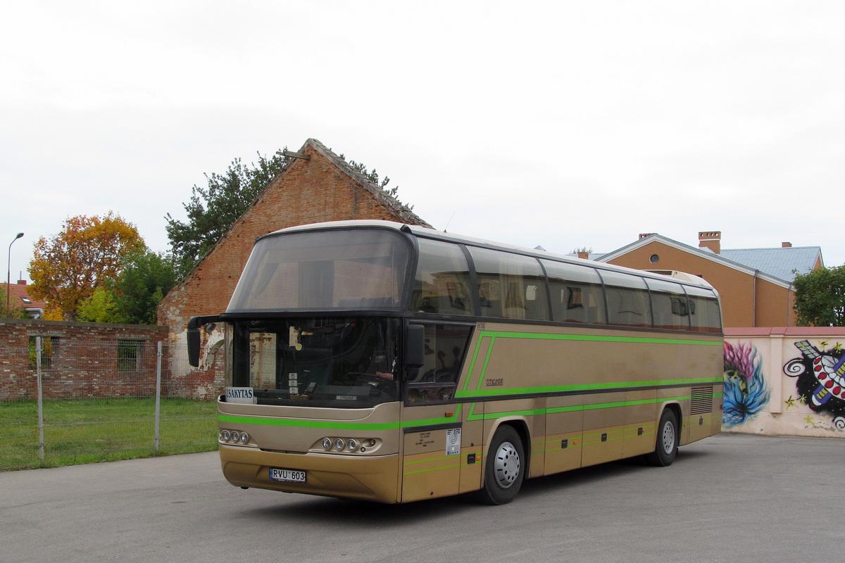 Vilnius, Neoplan N116 Cityliner # RVU 603