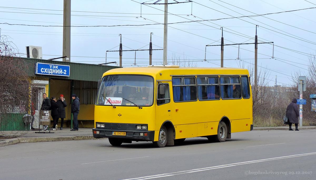 Kryvyi Rig, Bogdan А091 # АЕ 5545 АА