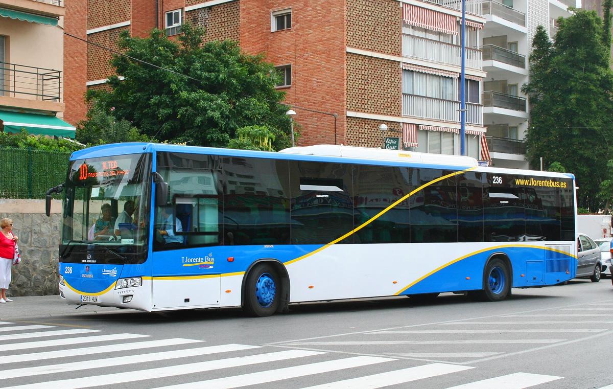 Benidorm, Tata Hispano Intea 10.5 LE # 236