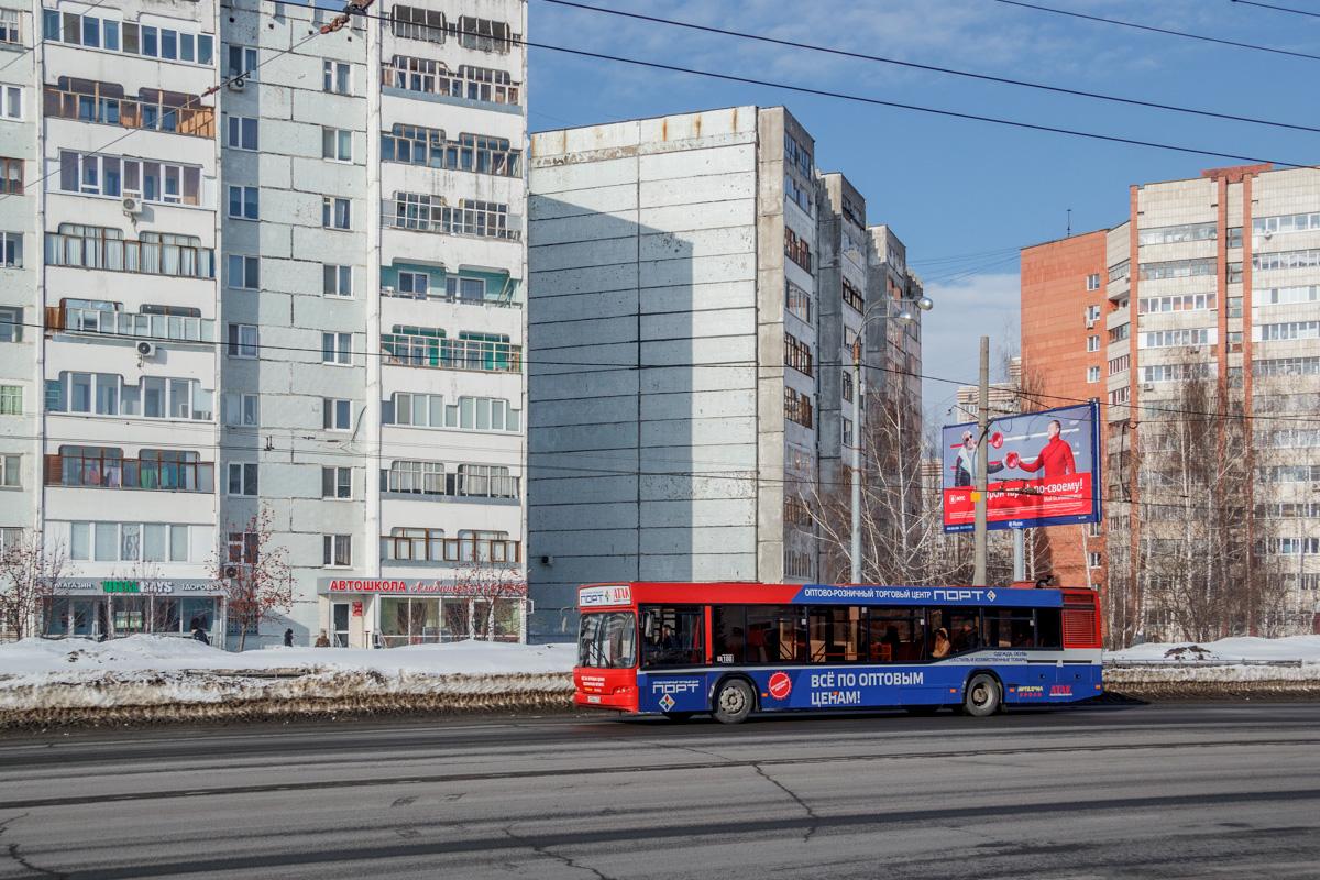 Kazan, MAZ-103.075 # 180