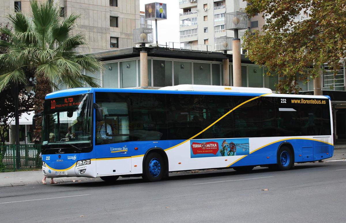 Benidorm, Tata Hispano Intea 10.5 LE # 232