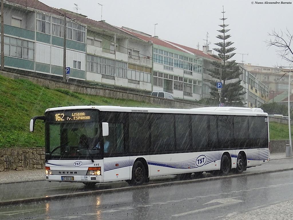 Almada, Setra S319NF # 446