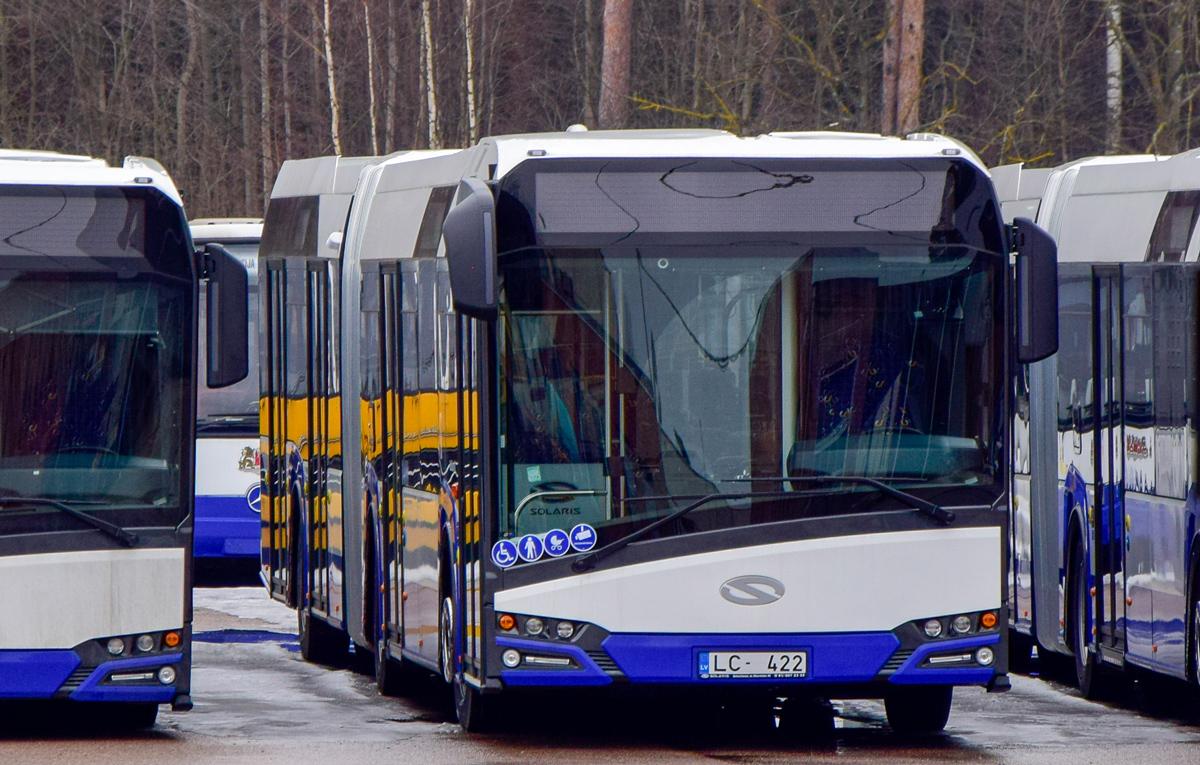 Riga, Solaris Urbino IV 18 # LC-422