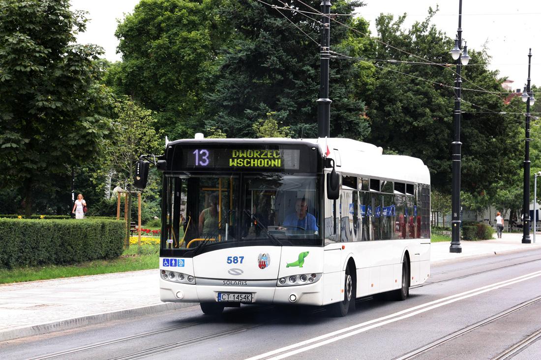 Toruń, Solaris Urbino III 12 # 587