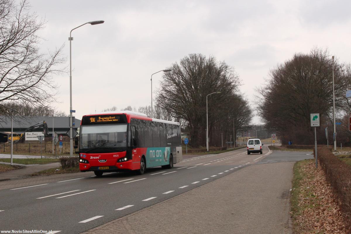 Bergen op Zoom, VDL Citea LLE-120.255 # 8925