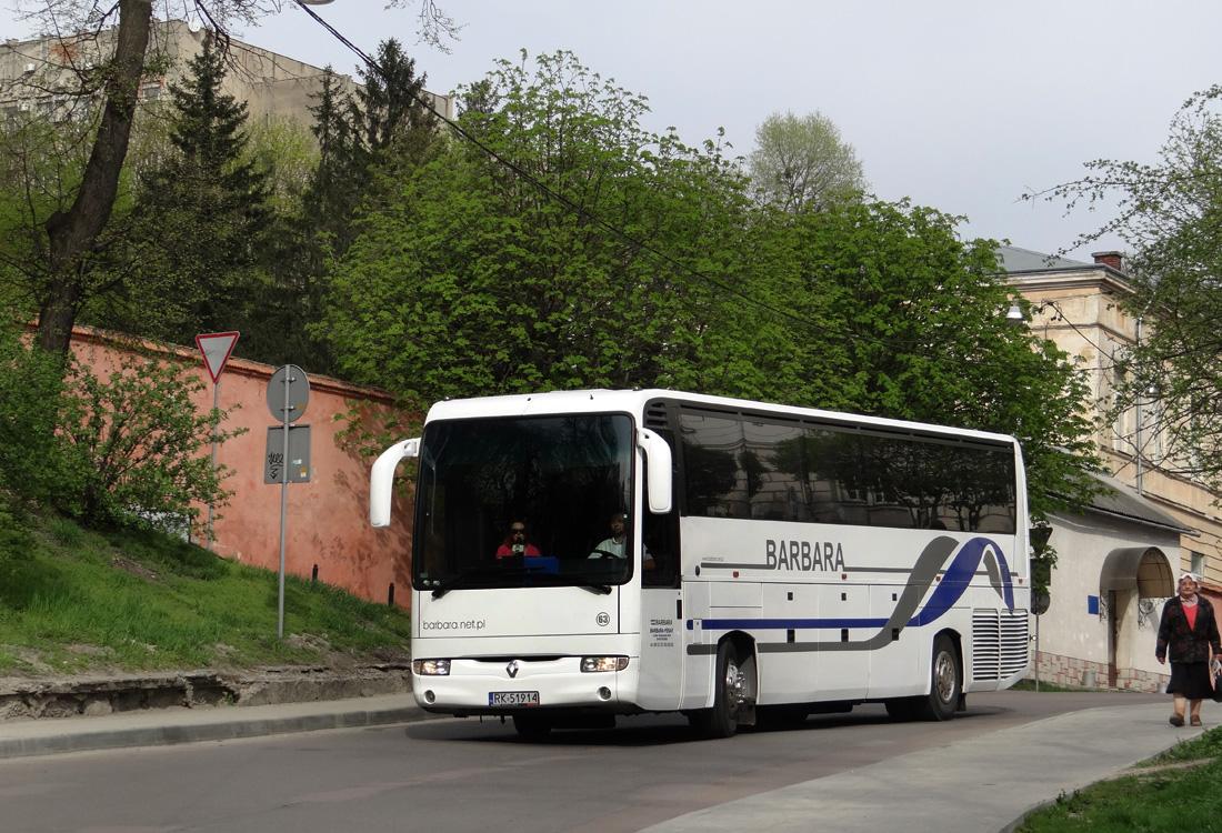 Krosno, Renault Iliade RTX # RK 51914