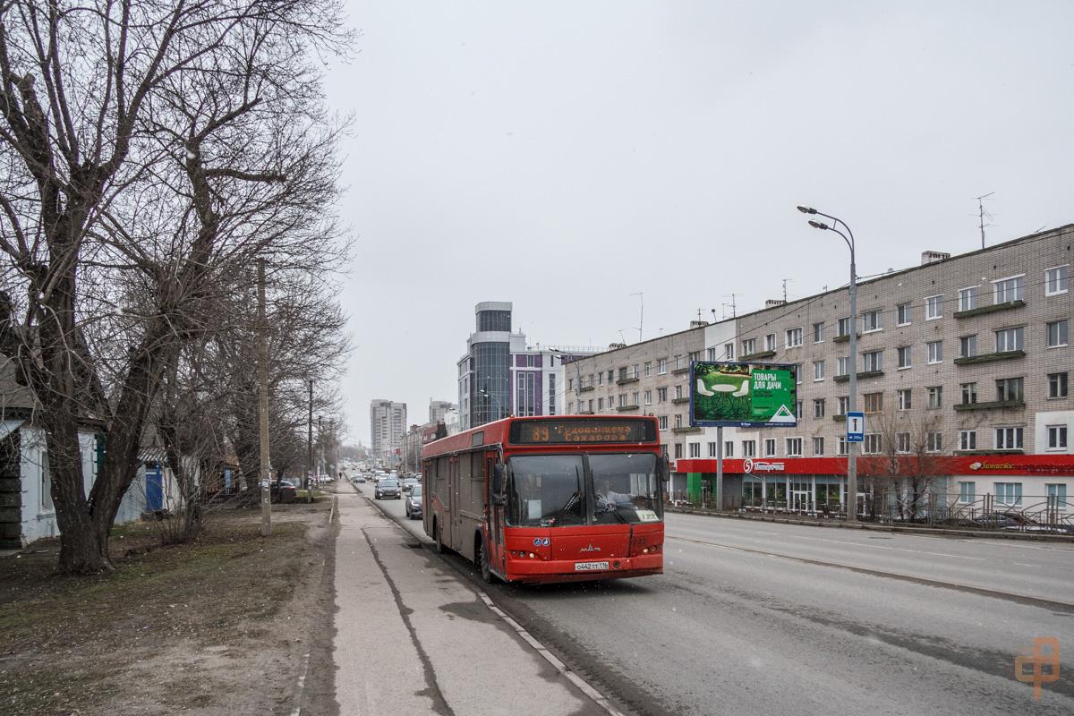 Kazan, MAZ-103.465 # 122