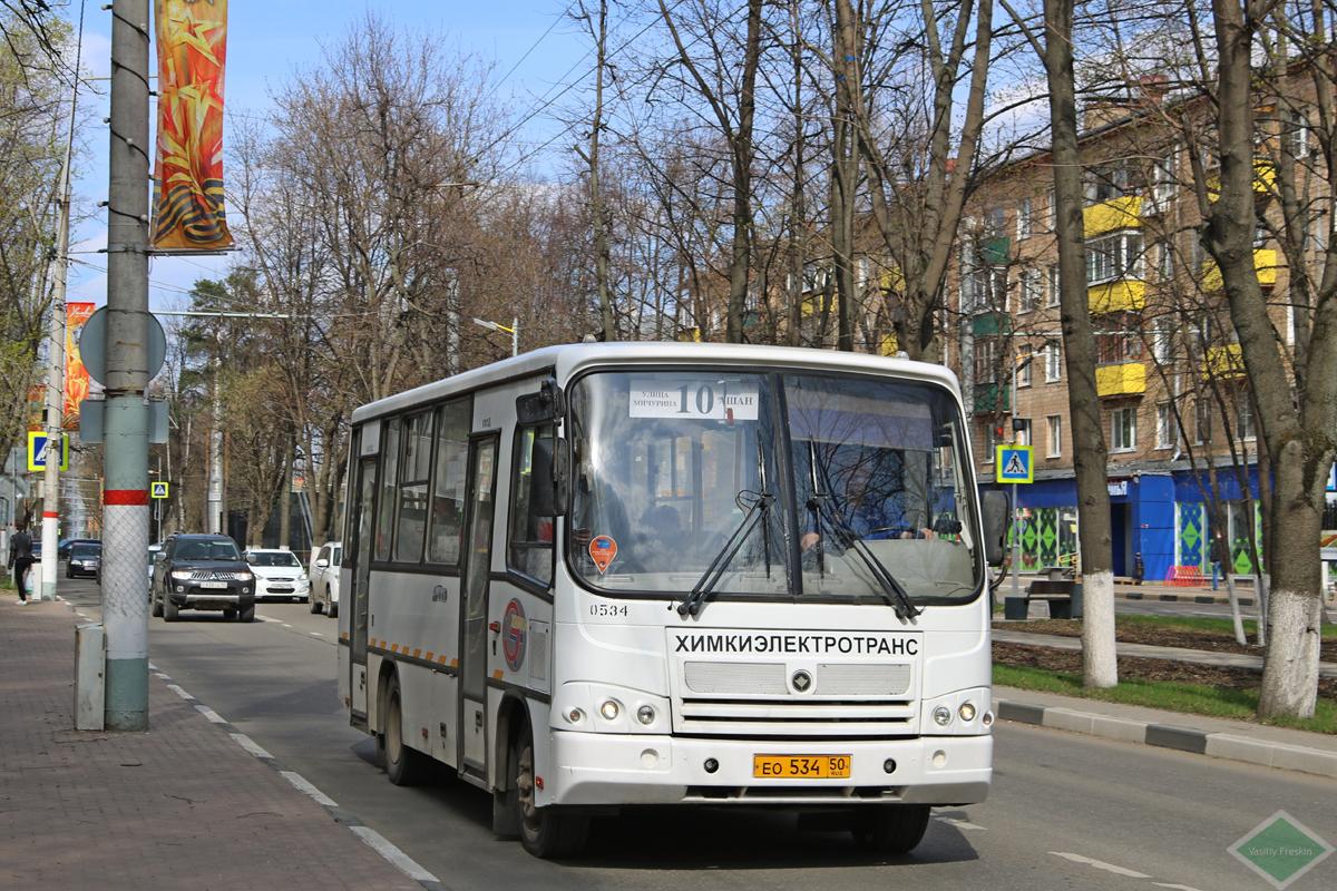 Khimki, PAZ-320402-05 (32042E, 2R) # 0534