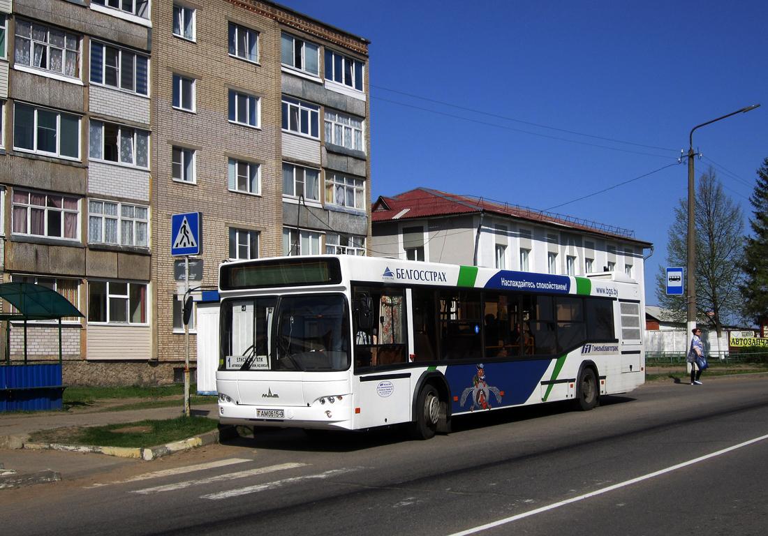 Rogochov, MAZ-103.485 # АМ 0615-3