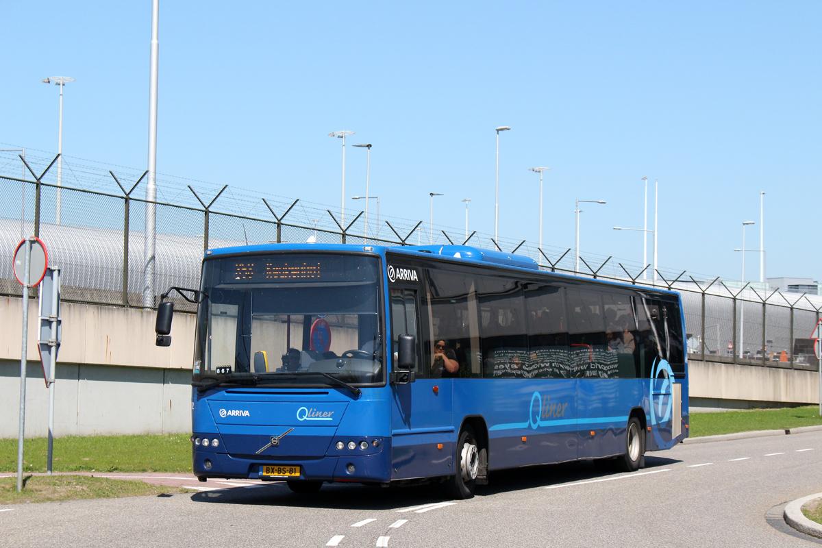 Almere, Volvo 8700LE # 7762