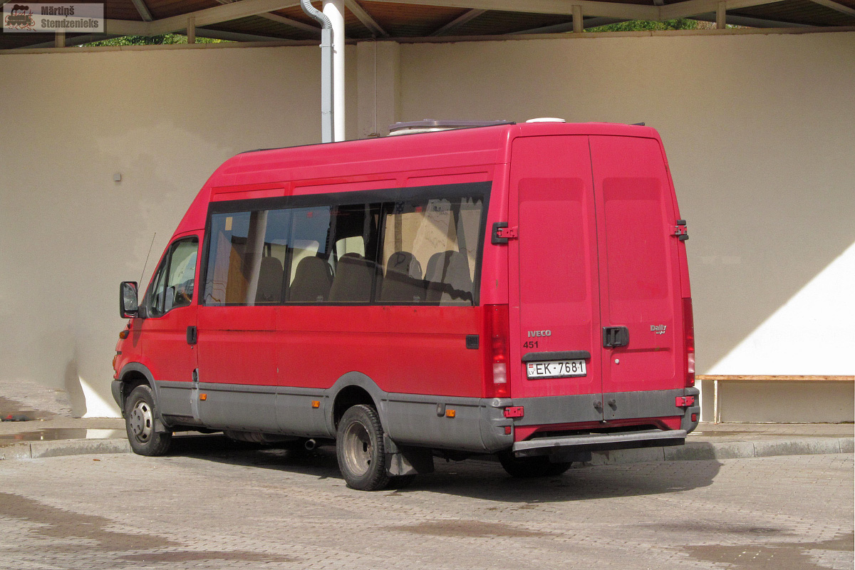 Ogre, IVECO Daily 50C13 # 451
