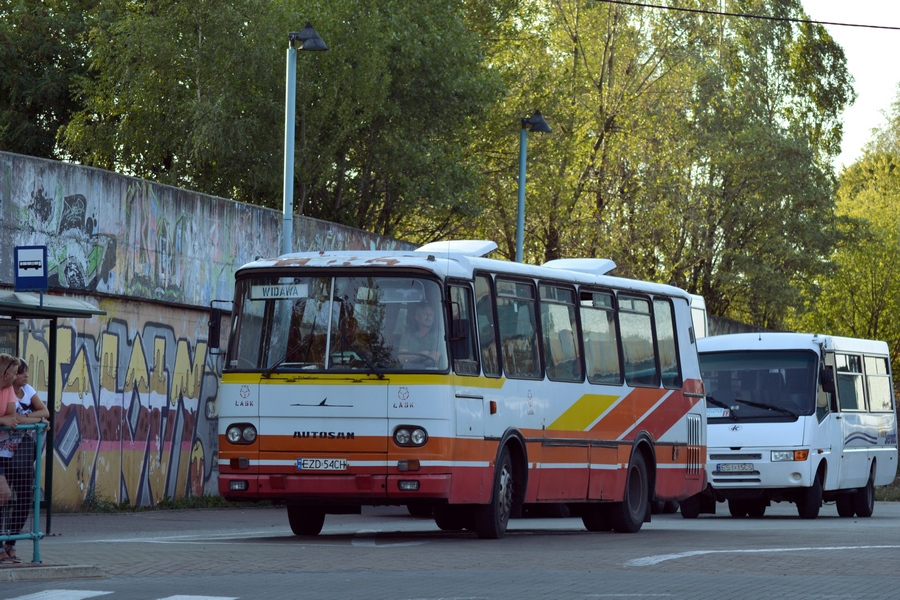 Zduńska Wola, Autosan H9-21 # F50522