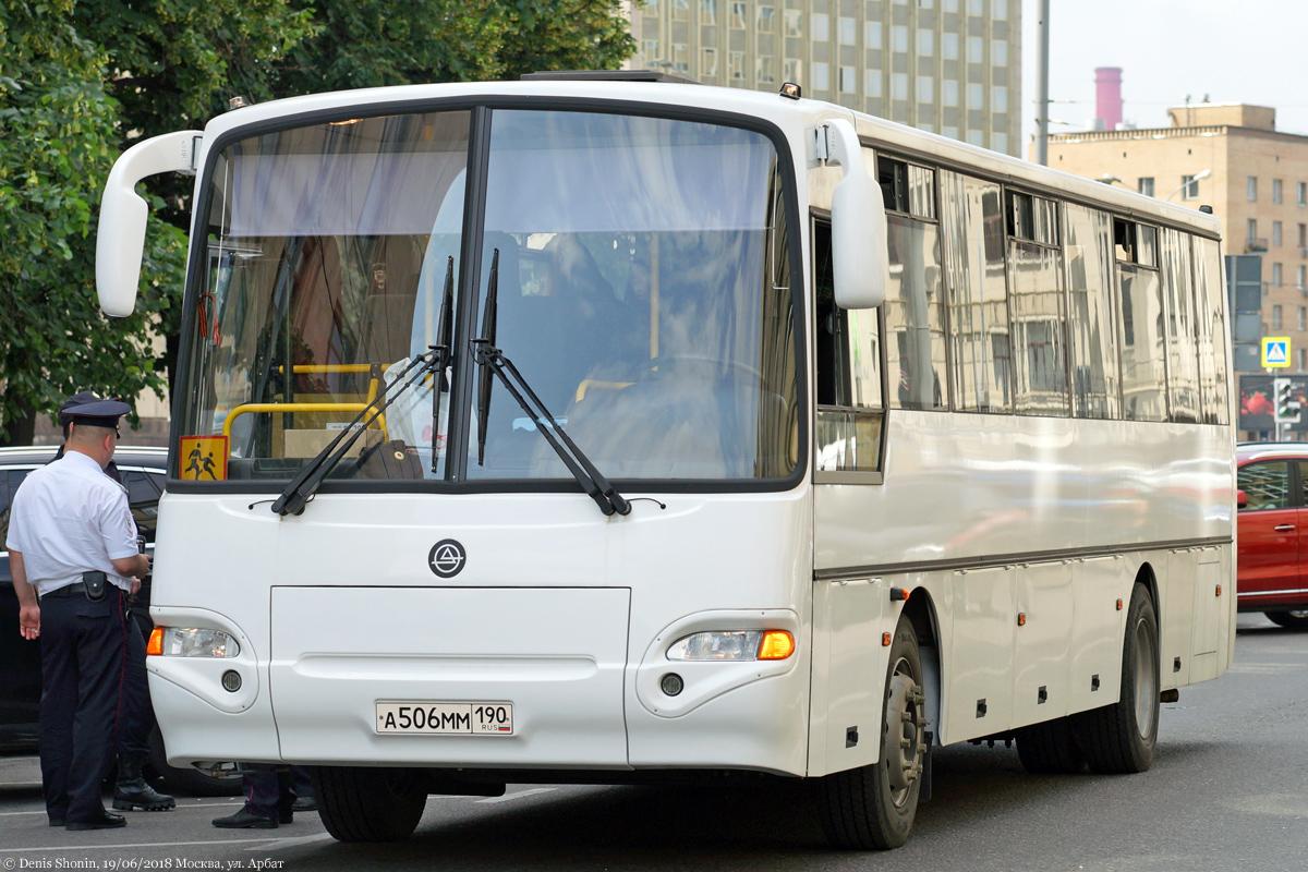 Balashiha, KAvZ-4238-** # А 506 ММ 190