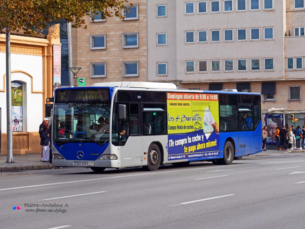 Palma, Mercedes-Benz O530 Citaro # 033
