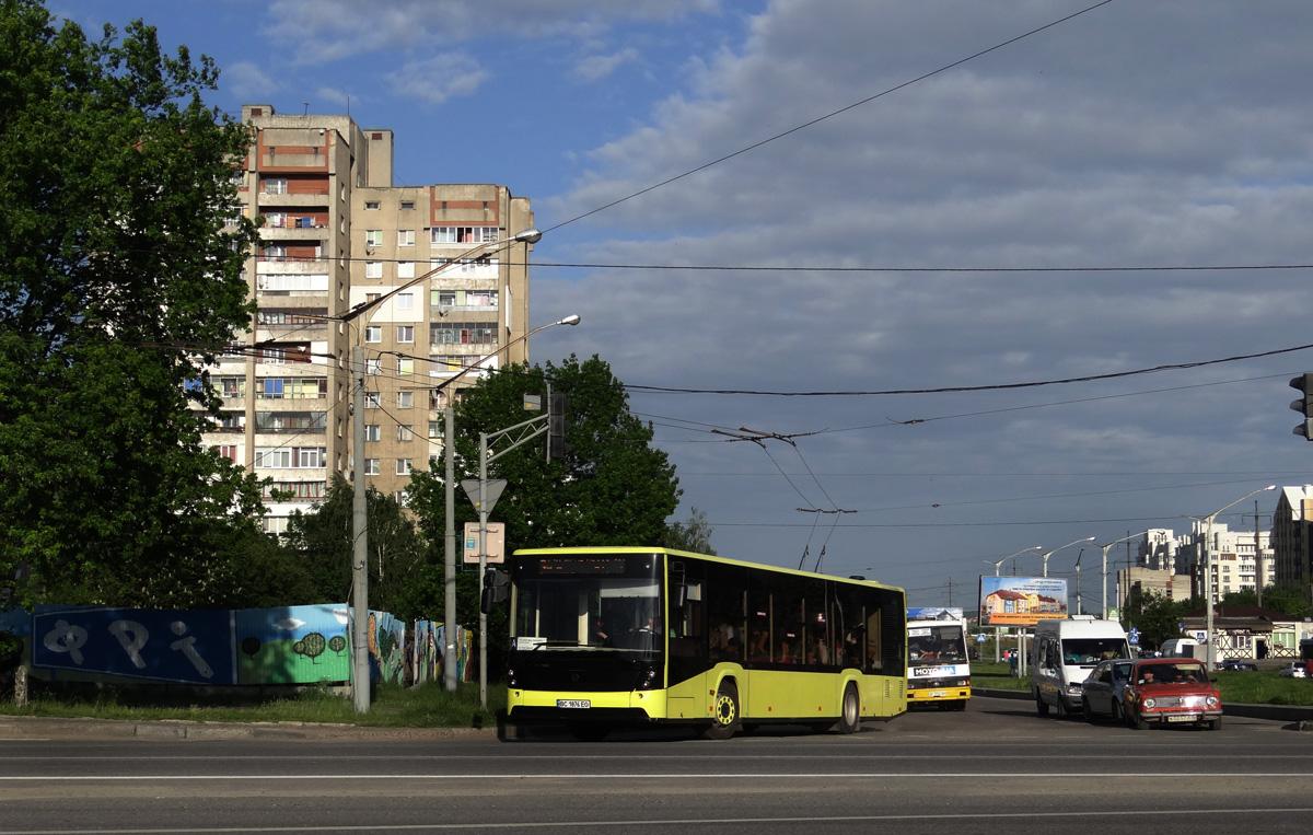 Lviv, Electron A18501 # ВС 1876 ЕО
