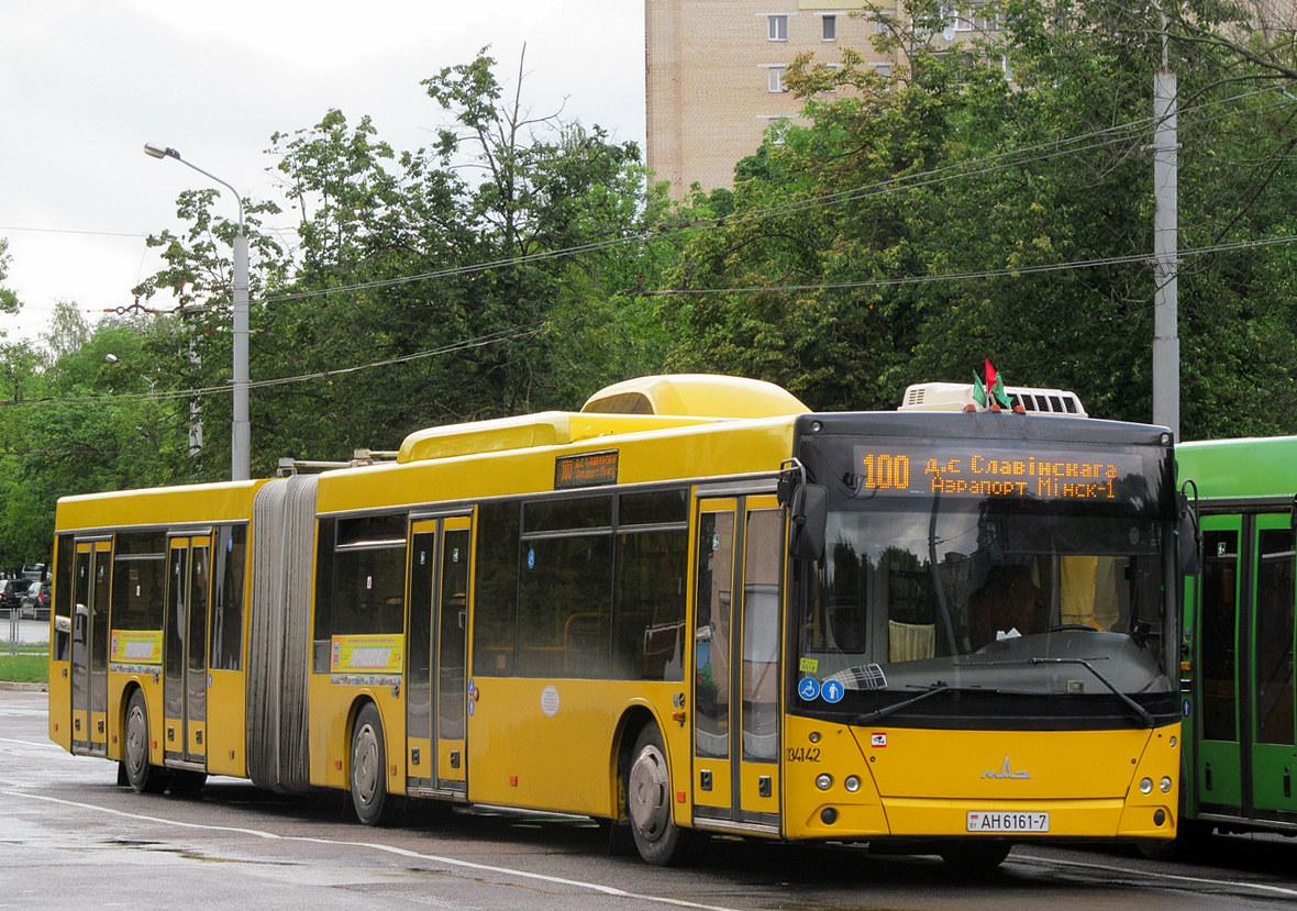 Minsk, MAZ-215.169 # 034142