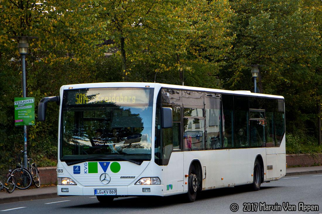 Stade, Mercedes-Benz O530 Citaro Ü # 869