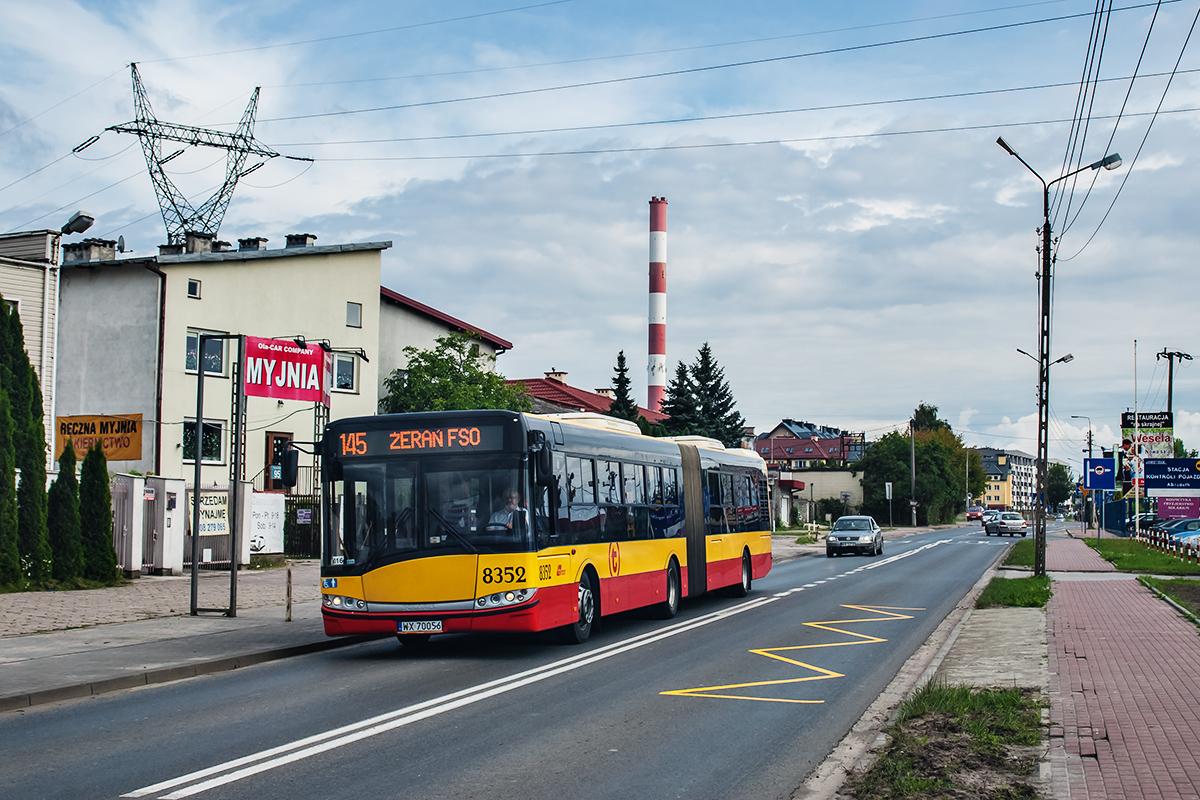 Warsaw, Solaris Urbino III 18 # 8352