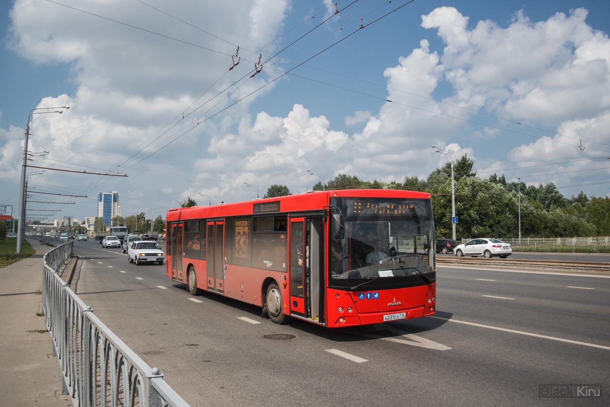 Kazan, MAZ-203.069 # А 231 СХ 716