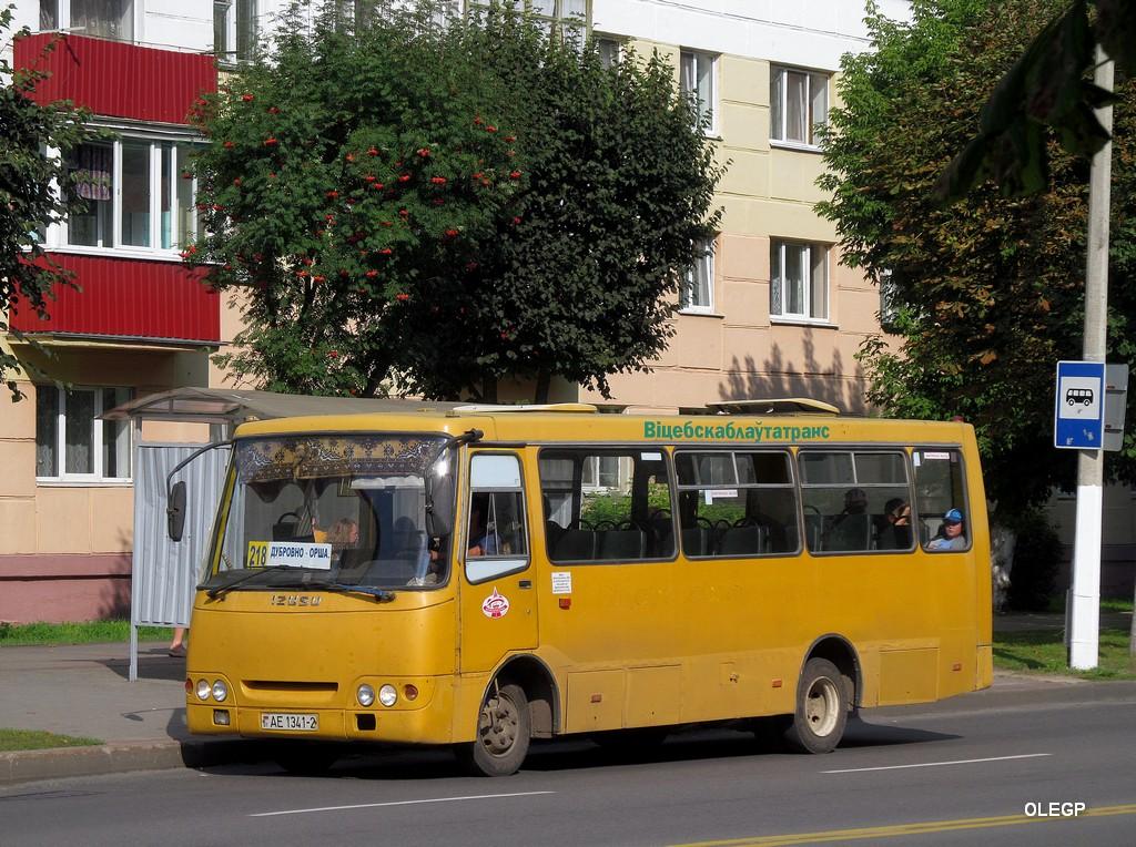 Orsha, Radzimich А092 # АЕ 1341-2
