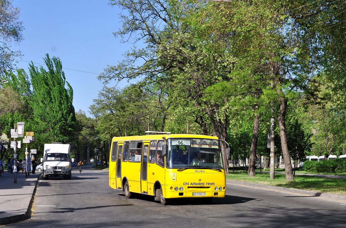 Zaporozhe, Bogdan А092 # АР 5794 СТ