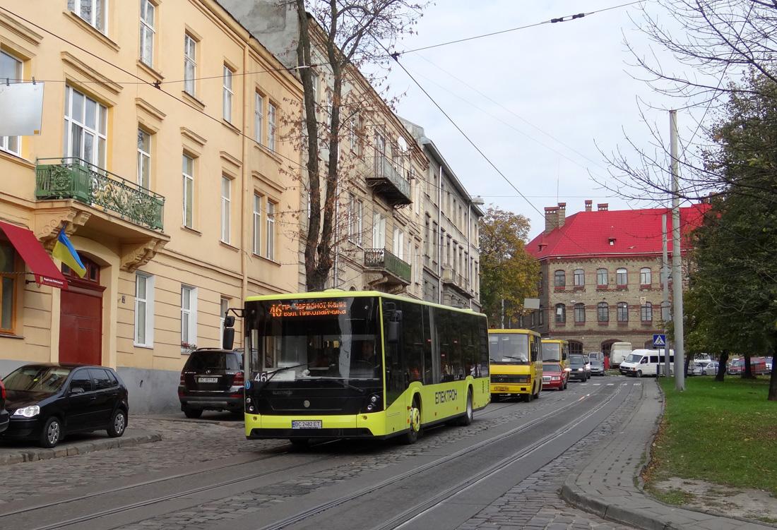 Lviv, Electron A18501 # ВС 2482 ЕТ