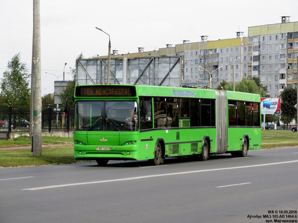 Mogilev, MAZ-105.465 # 1049