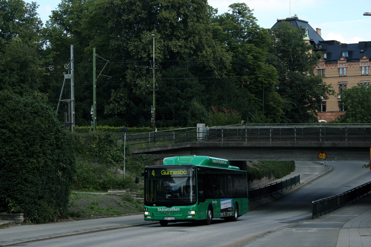 Lund, MAN A21 Lion's City NL313 CNG # 310