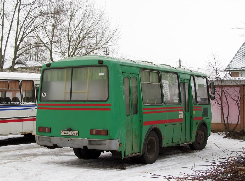Orsha, ПАЗ-32054-07 (32054R, KR, HR) # АА 8334-2
