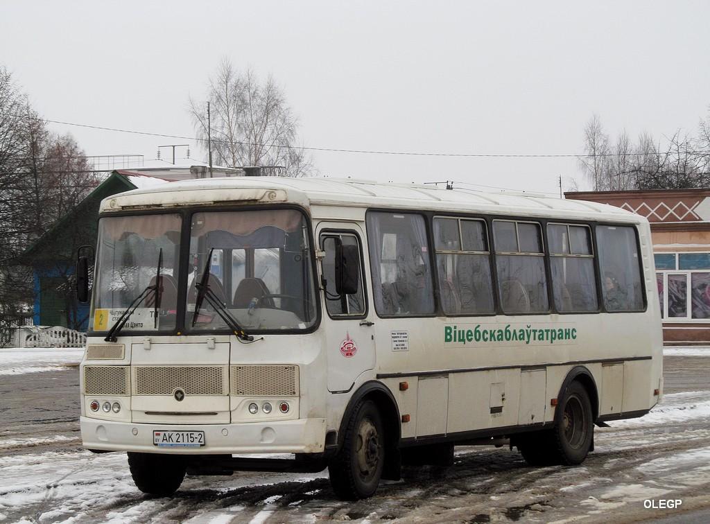Talachyn, ПАЗ-РАП-4234 # АК 2115-2