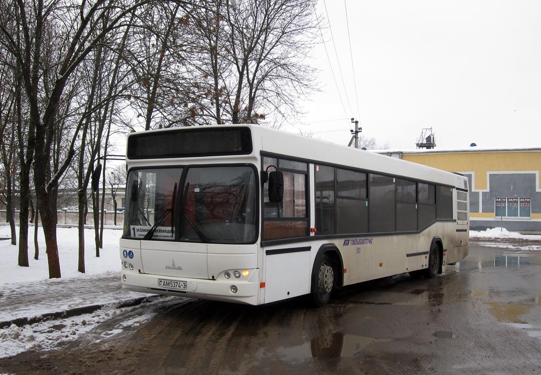Rogochov, MAZ-103.465 # АМ 5374-3