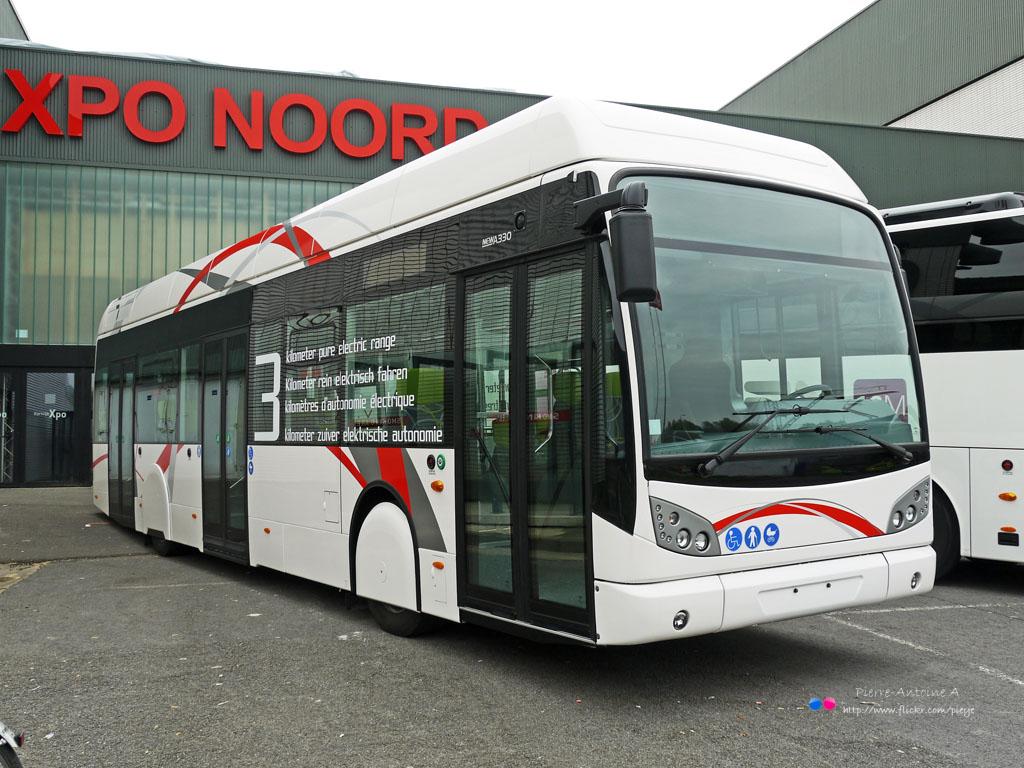 Kortrijk — Busworld 2015