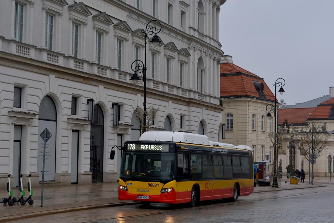 Radom, Scania Citywide LF CNG # 9683