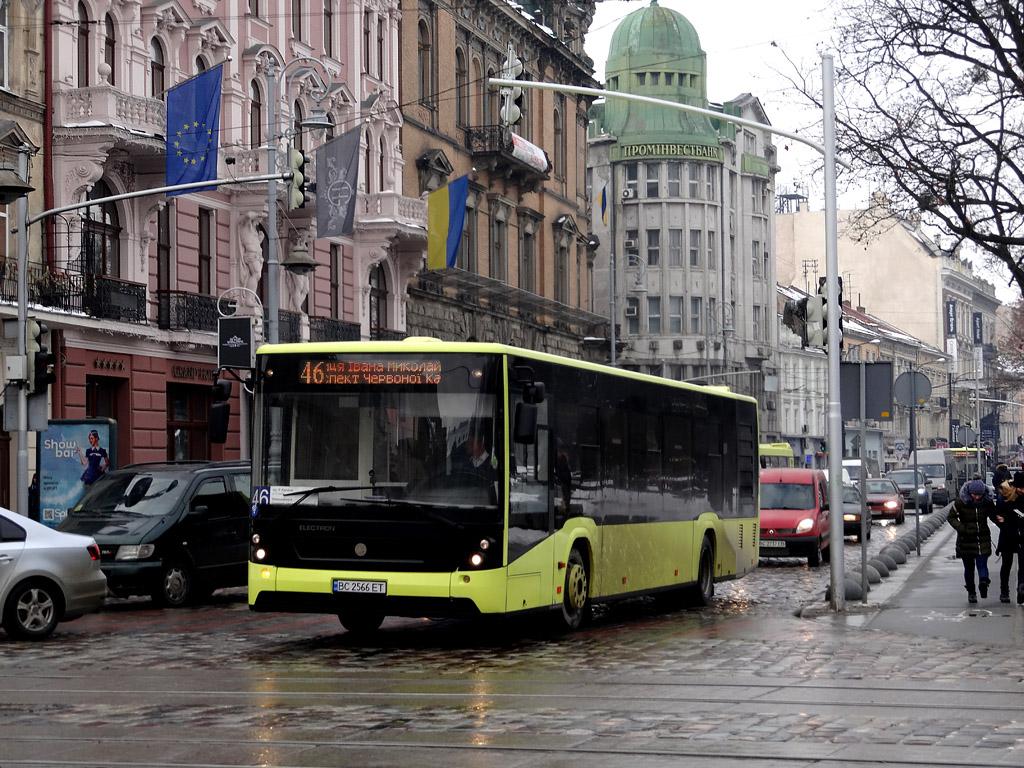 Lviv, Electron A18501 # ВС 2566 ЕТ