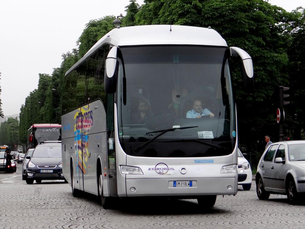 Terni, Irisbus Domino # EM-210LW