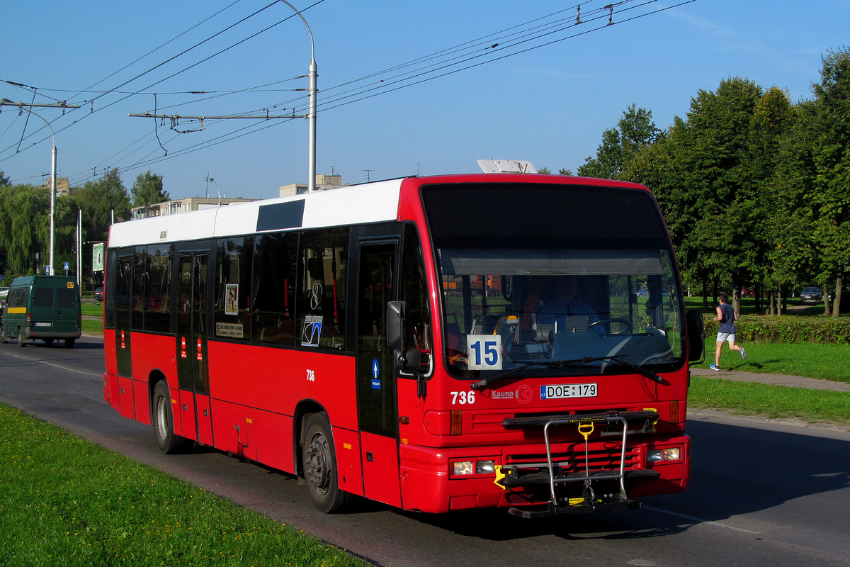 Kaunas, Den Oudsten Alliance B89 # 736
