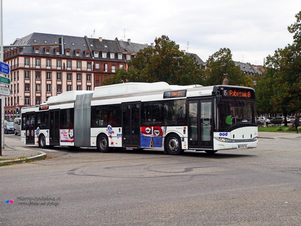 Strasbourg, Solaris Urbino III 18 CNG # 388
