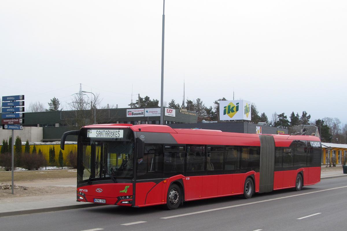 Vilnius, Solaris Urbino IV 18 # 4159